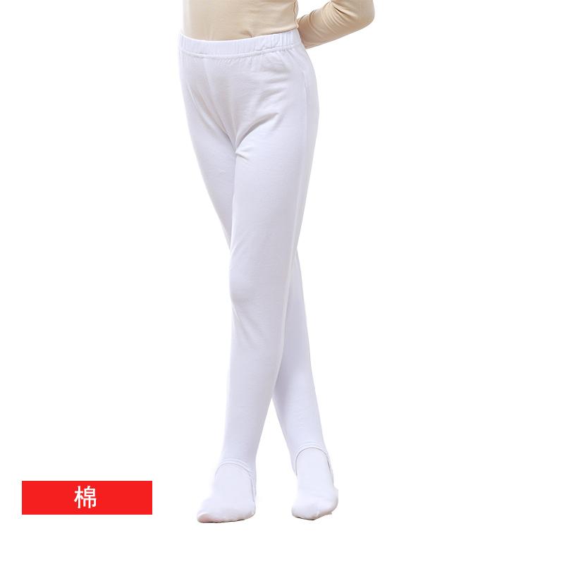 裤儿童打底裤秋女童练功裤踩脚裤幼儿芭蕾舞蹈裤脚蹬裤图片