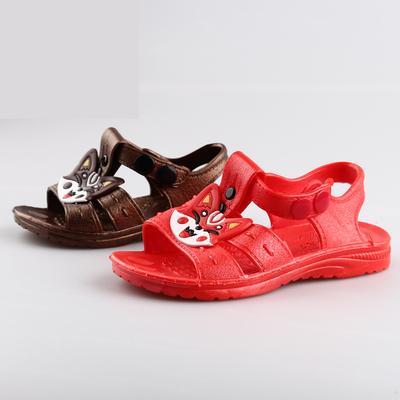 男女宝宝凉鞋男女童凉鞋公主童凉鞋韩版凉鞋儿童塑料凉鞋防滑促销