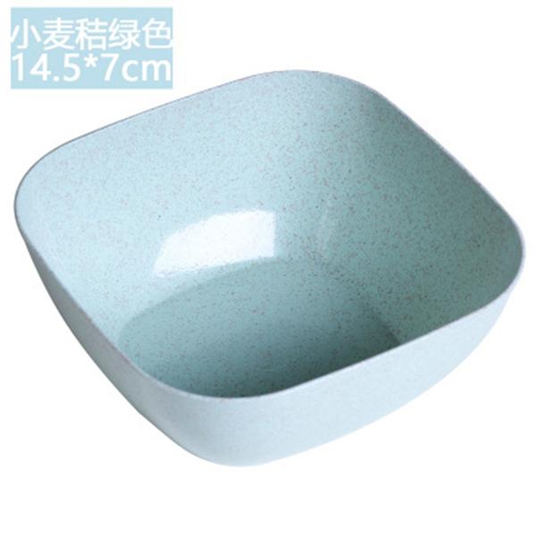 麥香水果盤創意客廳方形果盤家用簡約零食瓜子盤沙拉碗糖果水果盤