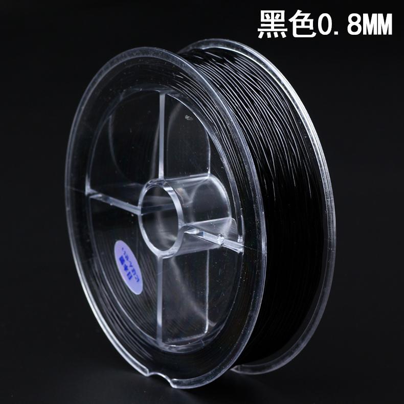 Цвет: Импортировать черный 0,8 мм / за рулон