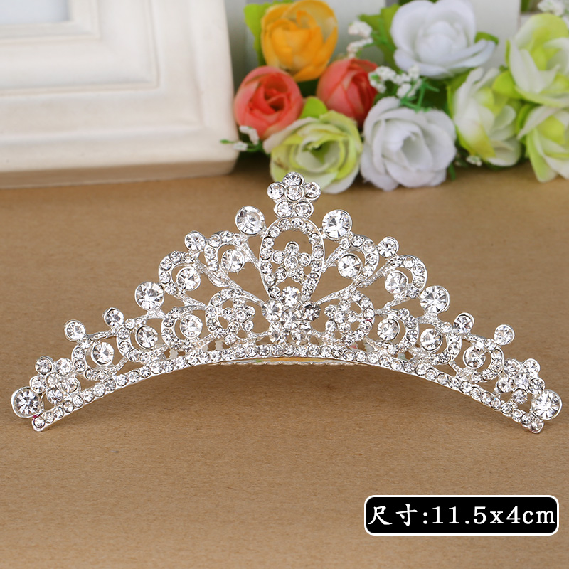 Color classification: 5# tiara Combs