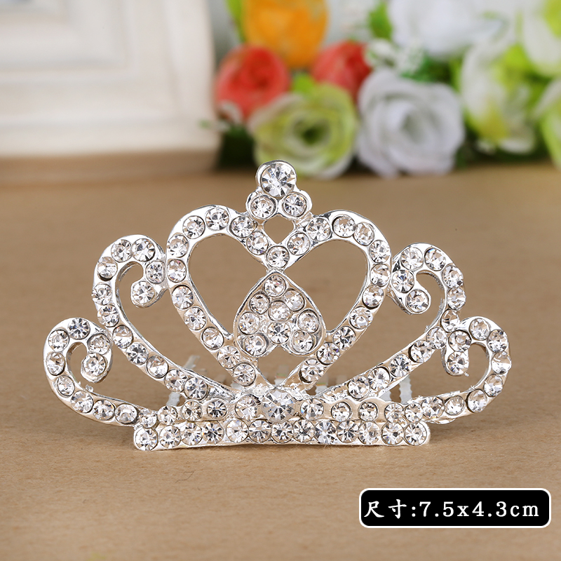 Color classification: 1# tiara Combs
