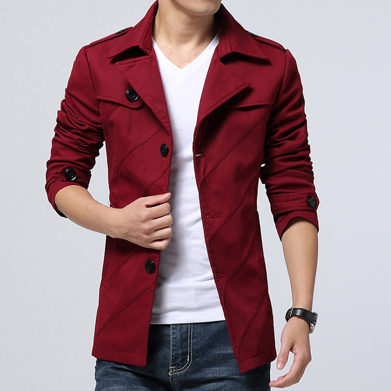 Color: Wine Red