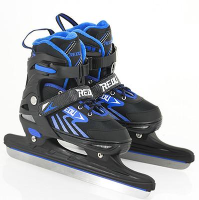 Цвет: Скоростной бег на коньках синий {#Н1} 39-43 {#Н2}
