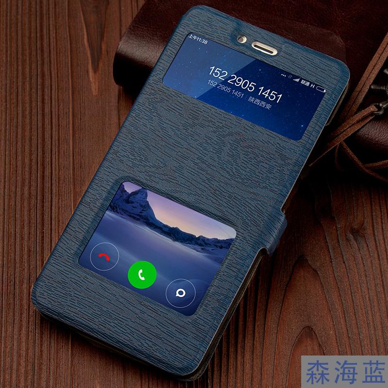 双帅红米note4手机壳红米note4手机套翻盖手机皮套保护套外壳防摔图片