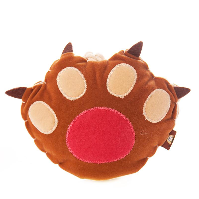 Цвет: Шоколадный коричневый светло коричневый Медвежья лапа