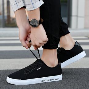 秋季男士韩版潮流休闲板鞋