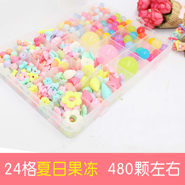Color classification: 24 summer jelly (get 10 + 13-piece set)