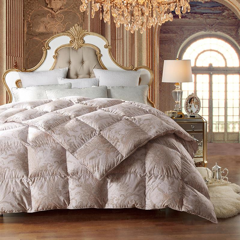 Цвет: Дрейк элегантный роскошный печатных одеяло