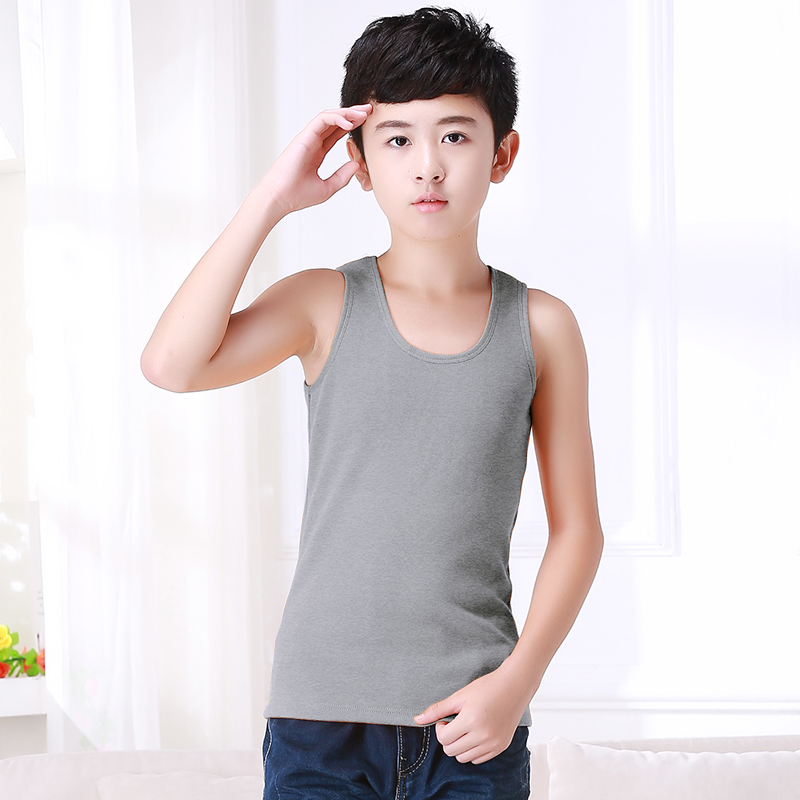 Color classification: Boys light grey