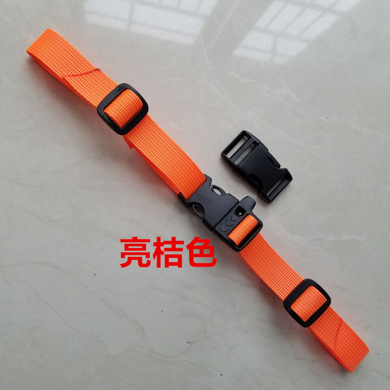 Цвет: Ярко-оранжевый нагрудный ремень (свист)