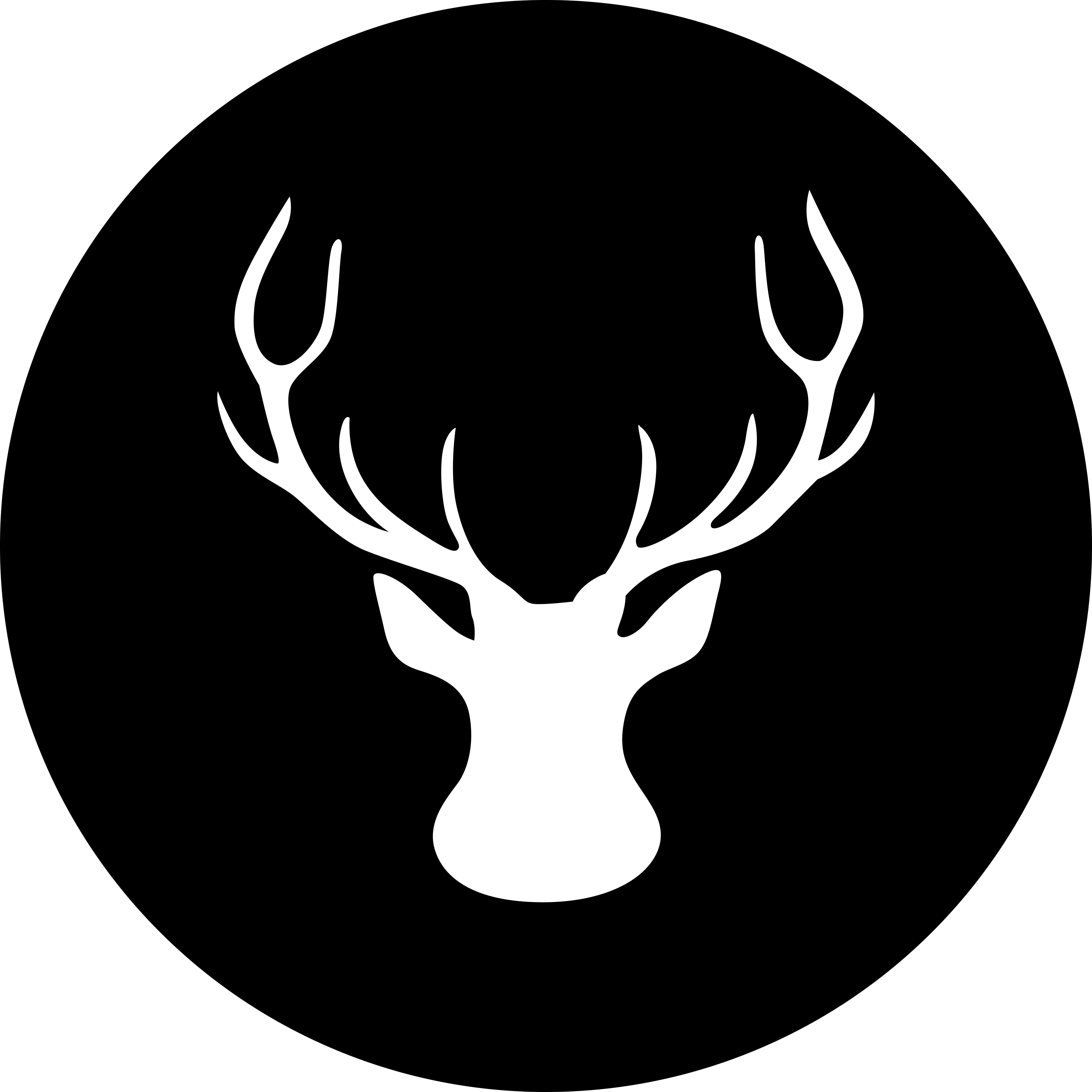 Цвет: Черные рога