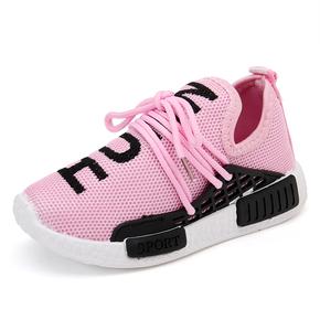 男女儿童透气休闲网鞋运动鞋