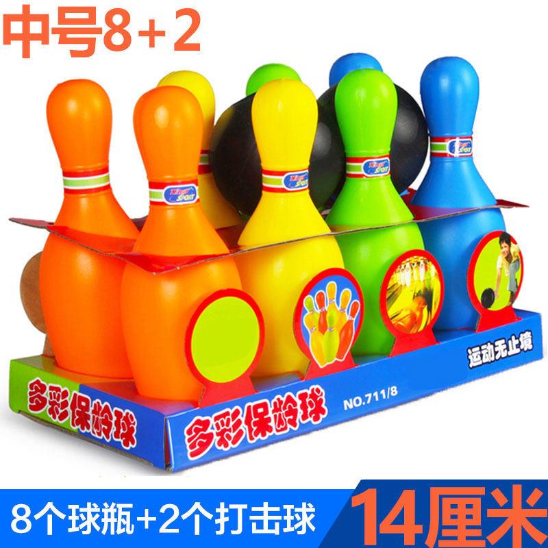 Цвет: 14cm цвет 8 бутылок+2 мяча