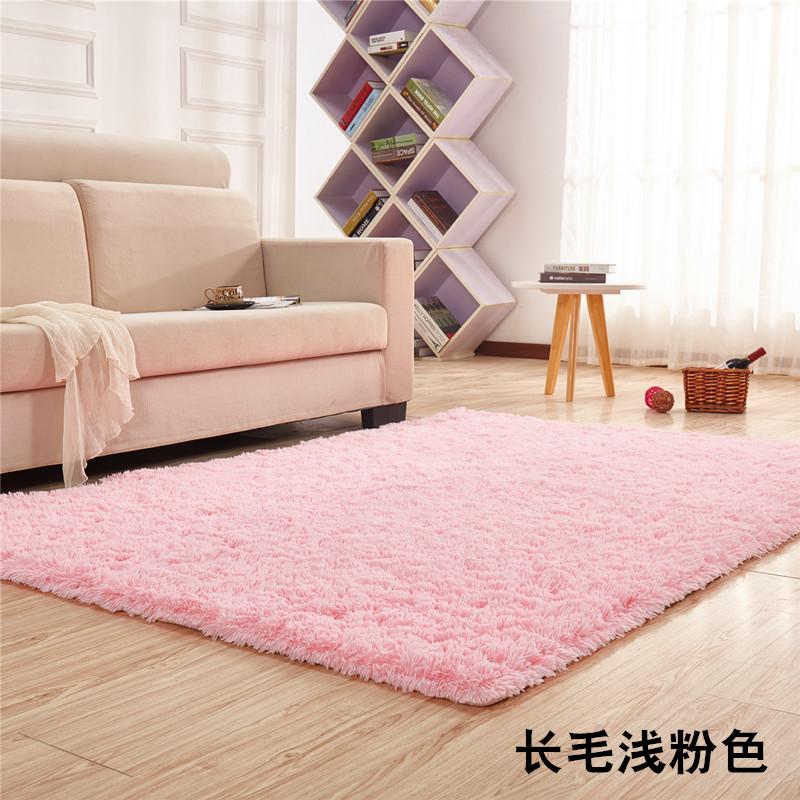 Цвет: Густой длинной шерстью светло-розовый