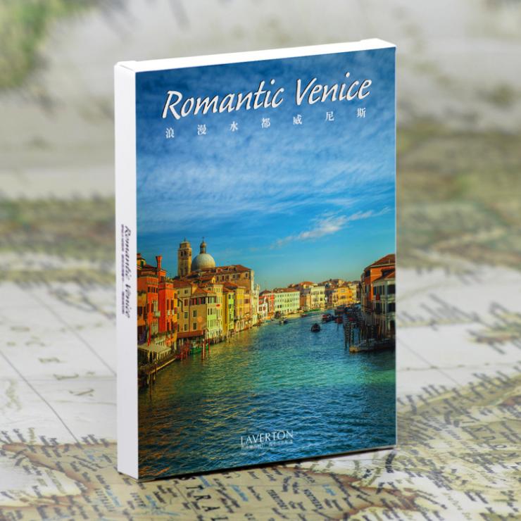 記一場說走就走的旅行——威尼斯 明信片/卡片30張/套