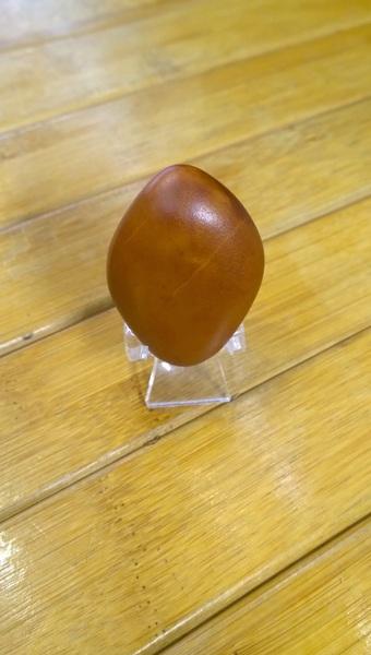 和田黄玉籽料挂件原料可直接金镶!