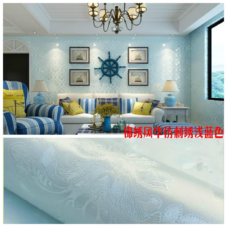 Цвет: Небесно-голубой толстые светло голубой шелковой элегантности