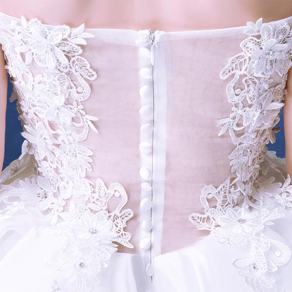 白色短款公主新娘婚紗伴娘晚宴年會演出主持人小禮服2015新款252