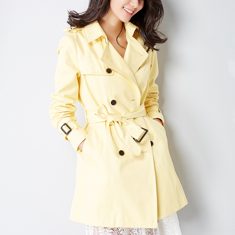 Color classification: Lemon yellow