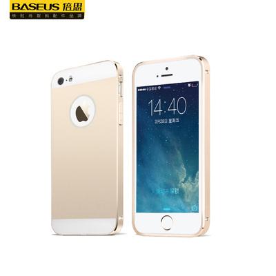 倍思苹果iphone5/5s铝合金边框5金属保护套手机壳金