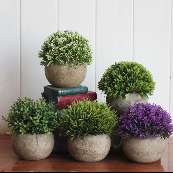 植物假花盆栽摆设家居客厅绿植