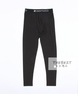 日本代购 UNDEFEATED TECH TIGHTS 运动裤 15AW