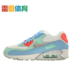 雷恩体育Nike Air Max 90 Running GS 耐克女鞋 跑步鞋724852100