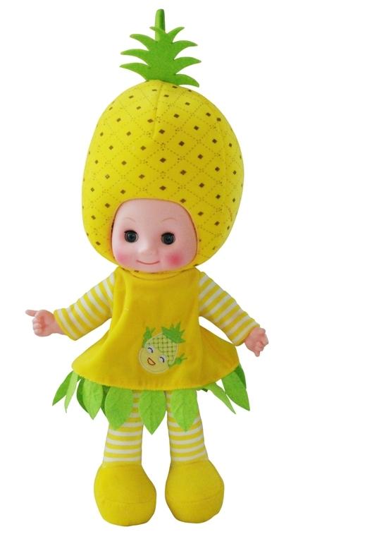 дали папуасам лимонки сказали новый вид ананаса происходит