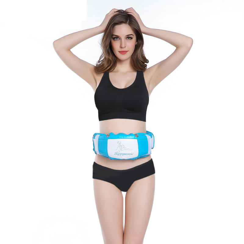 2017 weight loss artifact belly slimming belt vibration far infrared heating equipment, the rejection of fat abdomen stovepipe