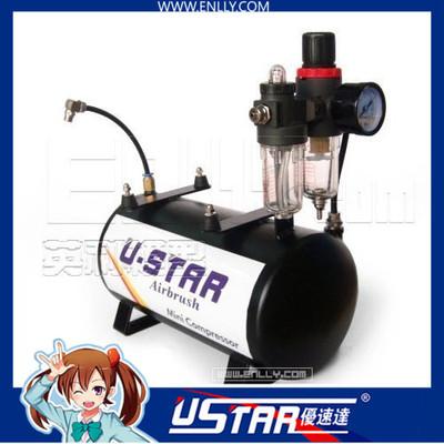 √ 优速达U-STAR CD-601/602喷泵升级气缸/储气罐 (附双水格)