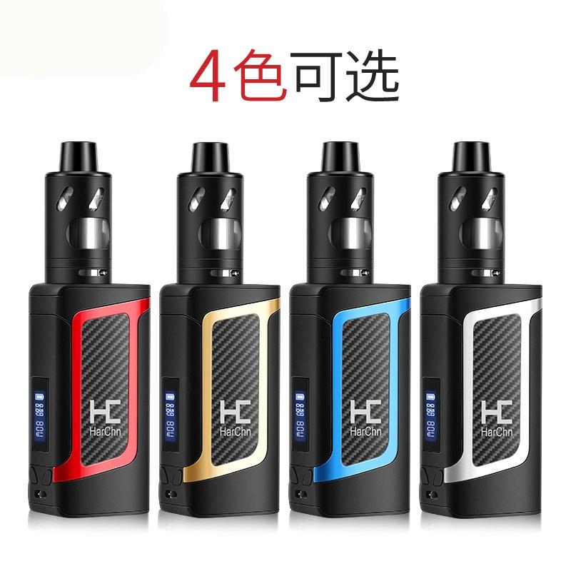 [пакет mail бренд] большой щит 80w дым электронных сигарет костюм Аутентичные пара кальян курить артефакт продуктов