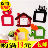 Creative Home Furnishing European switch sticker switch set of Korean free stickers affixed to the wall switch socket switch decorative stickers cute