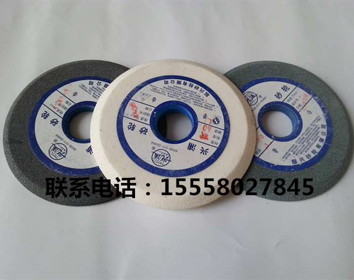Y white corundum, brown fused alumina, green silicon carbide single bevel bevel saw blade 150*10*32