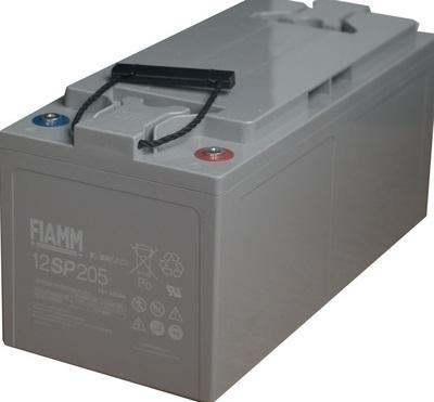 Accumulatori al Piombo FIAMM12SP205 Originale di straordinaria manutenzione straordinaria 12V205AH in batteria.