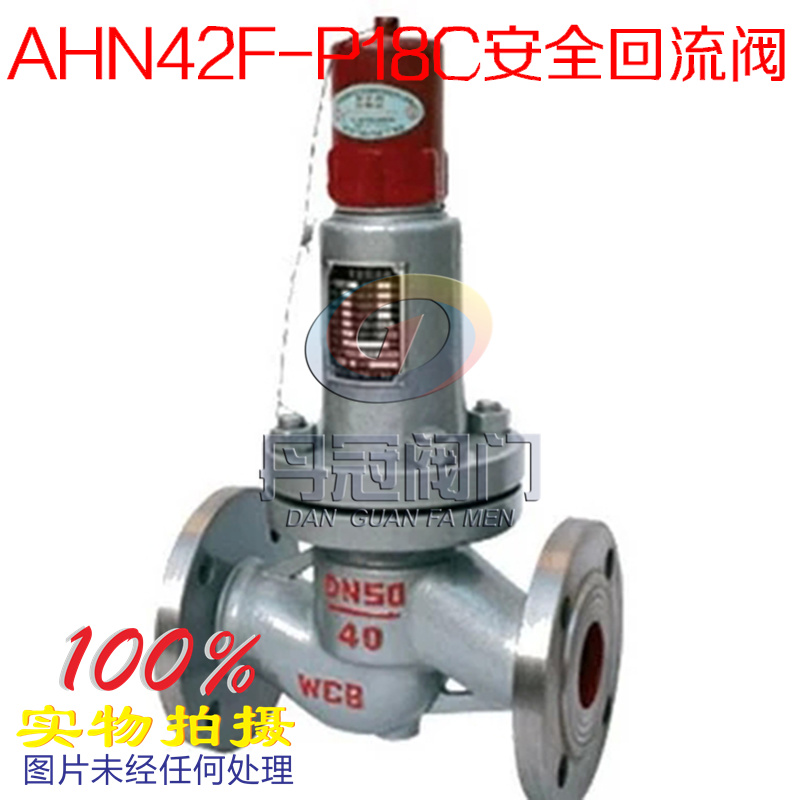 DN25~150 special safety valve safety return valve AH42F-16C25CAH42F-P18 for liquefied petroleum gas