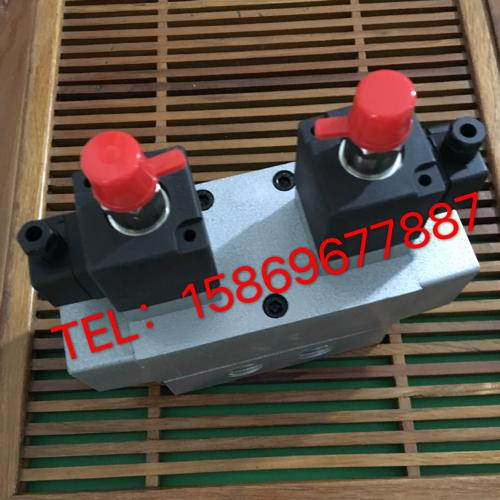 Pneumatic old solenoid valve K35D2H-15 caliber 1/2 double electronically controlled solenoid valve reversing valve pneumatic components