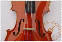 Playing the violin solo professional grading test for adult children shipping high-grade tiger play violin