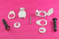 Toilet seat fittings, toilet lid fittings, TOTO toilet lid fittings, water tank fittings, cover plate hinge, inserted expansion
