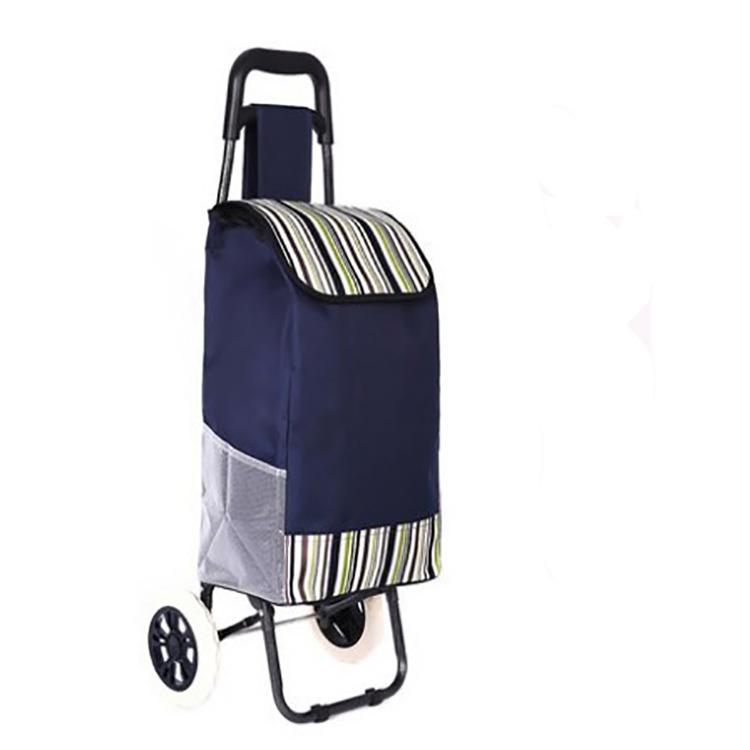 大号购物车买菜车手拉车可折叠拉杆车行李车便携手拉拖车小推车