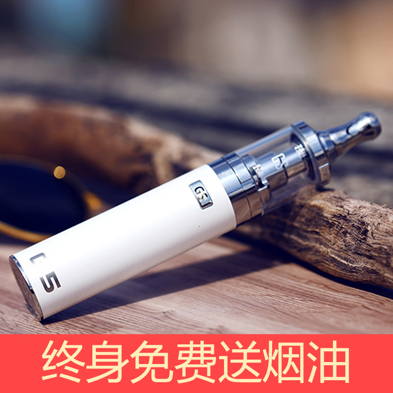 Simulation of the electronic cigarette smoke box charging kit KIKA genuine smoking steam smoke ceramic atomizer core