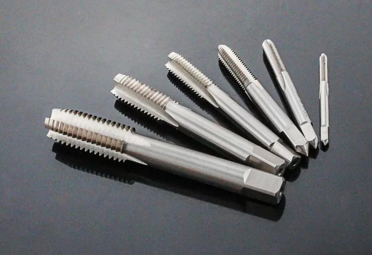 Nonstandard machine tap, nonstandard tapping screw, high speed steel HSSm24*1