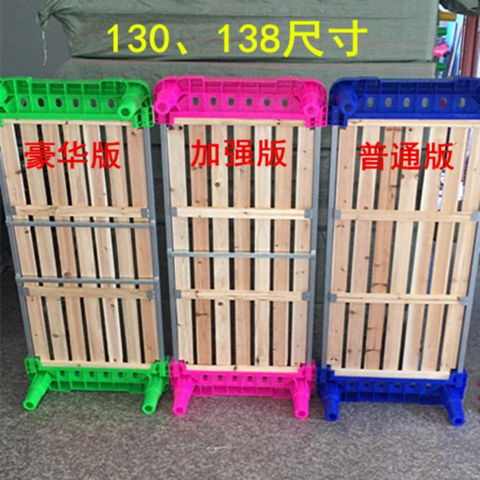 Children's bed, kindergarten, stacked nap bed pupils, single and double bed lunch special small bed