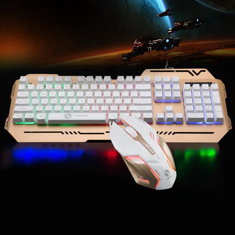 La fuerza de gtx400 teclado ratón traje la computadora emisora de cable de fuerza mecánica de la suspensión es clave en la suite