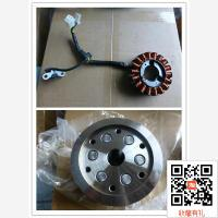 New continent, Honda, SDH150-F, Ares, magneto, rotor, flywheel, magnet steel, magnetic cylinder, stator coil, 150F
