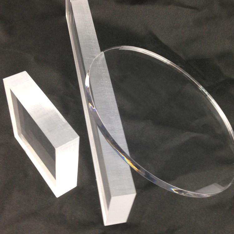 12345MM6-20MM orgaanilise klaasi lõikamiseks suure läbipaistvuse ja kohandatud, laser - -