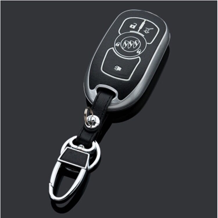 Dedicated to the new Buick keangkewei key bag really remote protection shell Piao Kuwait and buckle