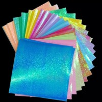 Rose DIY Stationery materials personality pearlescent paper gift origami origami paper square kindergarten