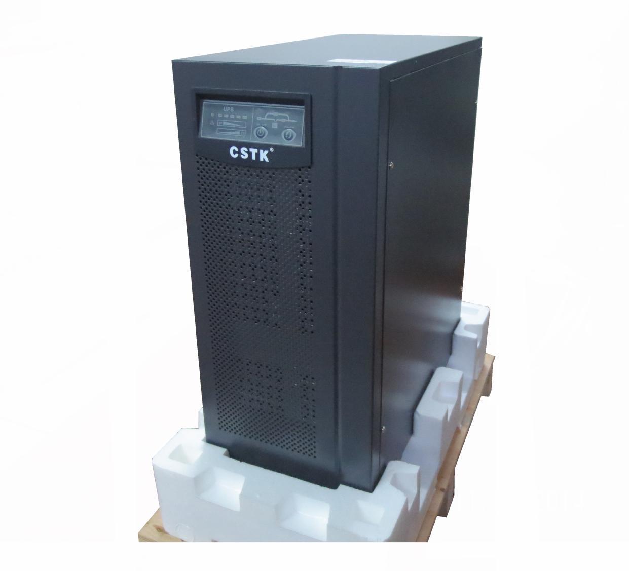 La batería de un 12V65AH CSTK3C20KSUPS host 16 cajas de 1 hora y media 20KVA A16
