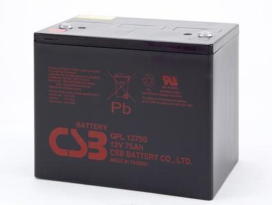 Bateria bateria do CSB EM SEU Navio para GP12750CSB 12V75AH EPS/UPS
